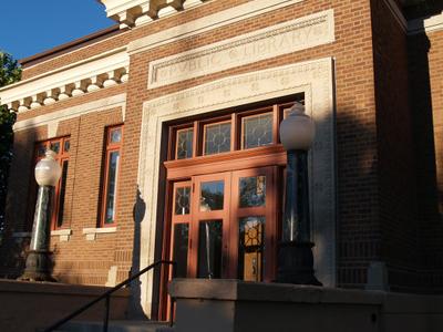 Carnegie Library Thief River Falls
