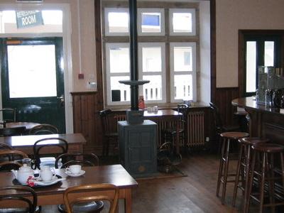 Carnforth  Station Waiting Room