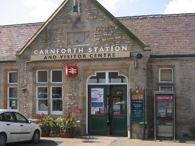 Carnforth  Station