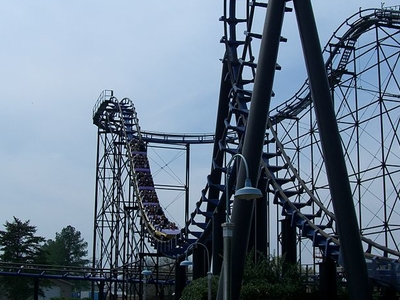 Carolina Cyclone's Drop