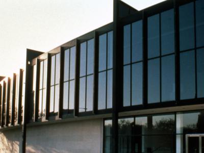 Caroline Weiss Law Building