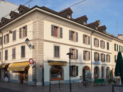 Place De L'Octroi Carouge