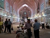 Tabriz Histórico Bazaar Complexo