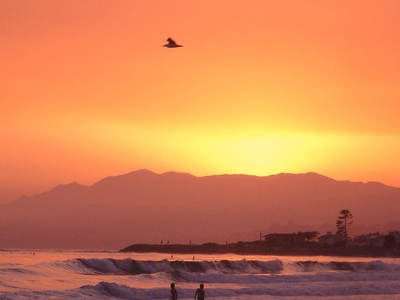 Carpinteria Sunset