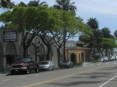 Linden Avenue, Carpinteria