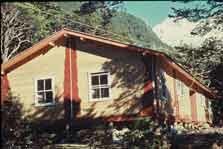 Carrington Hut