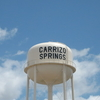 Carrizo Springs Water Tower