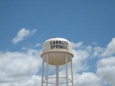 Carrizo Springs Water Tower