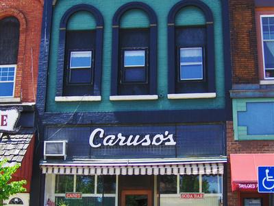 Carusos Candy   Dowagiac Michigan