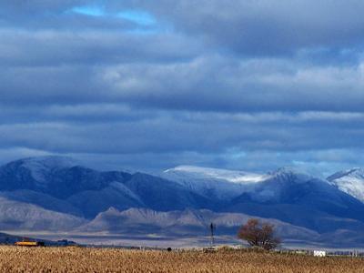 Sierra De La Ventana Mountain Range