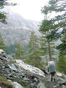 Cascade Canyon South Fork Trail - Grand Tetons - Wyoming - USA