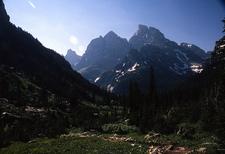 Cascade Canyon - Tetons