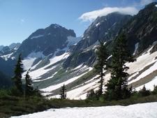Cascade Pass Trail