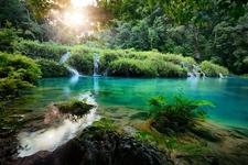 Cascades NP Guatemala