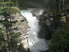 Cascate Athabasca