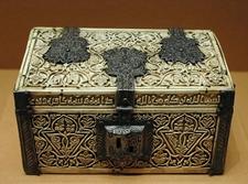 Casket Ivory Louvre