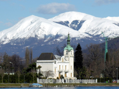 Caslano  Villa  Ferretti