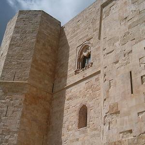 Castel Del Monte Giu Window