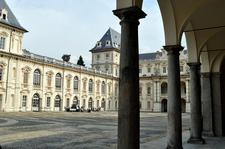 Castello Del Valentino Inside