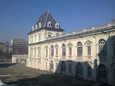 Castello Del Valentino Side View