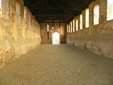 Castello Sforzesco Inner View - Milano