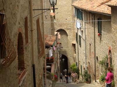 Hilltop Fortress - Castiglione Della Pescaia
