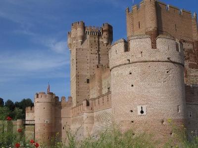 Castillo De La Mota Medina