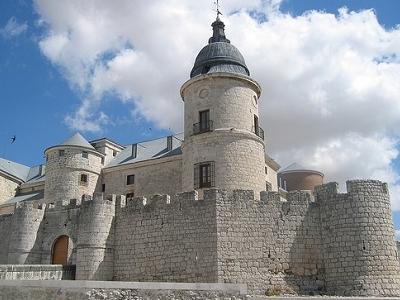 Castillo De Simancas - Valladolid
