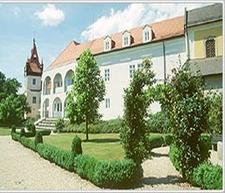 Castle Altburg & Local Authority Center