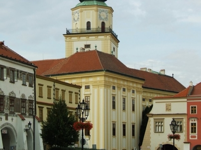 Castle At Kromeriz