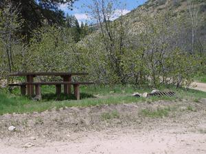 Castle Creek Campground
