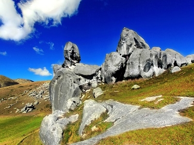 Castle Hill - Southland - New Zealand