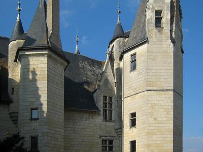 Castle Montreuil Bellay 3
