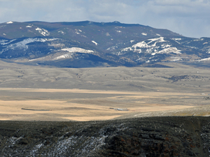 Castillo de las Montañas (Montana)
