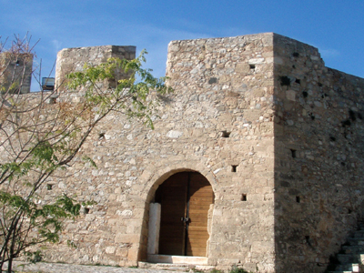 The Castle Of Chalcis