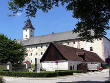 Castle Parz, Upper Austria, Austria