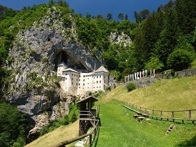 Castle Predjama - Postojna