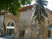 Ruinas del castillo-Szeged