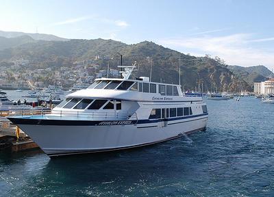 Catalina Catamaran - Long Beach CA