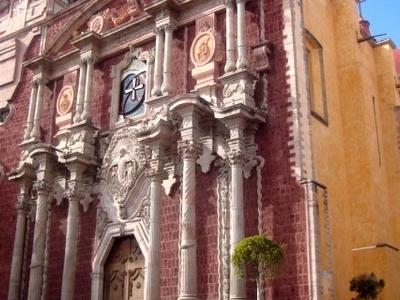 Catedral Of Queretaro