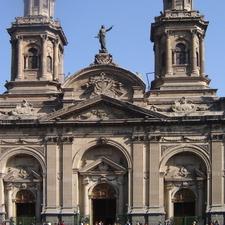 The Metropolitan Cathedral Of Santiago