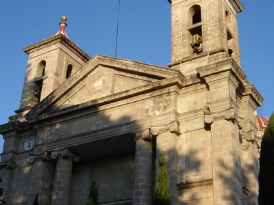 The Tulancingo Cathedral