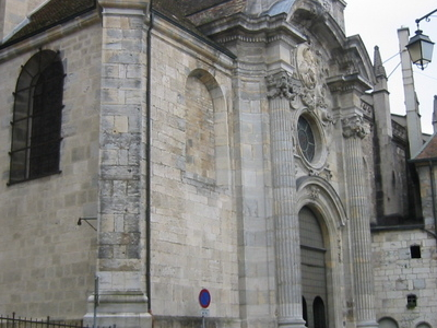 Besancon Cathedral