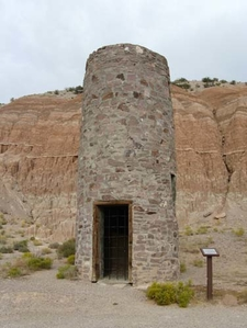 Cathederal Gorge Water Tower