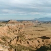 Cathederal Valley Overlook