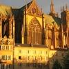 Saint-Stephen Cathedral In Metz