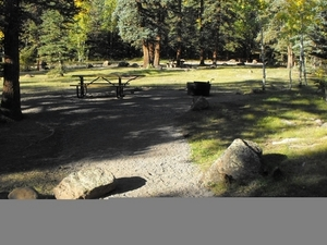 Catedral Campground