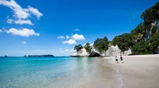 Cathedral Cove Marine Reserve - North Island NZ