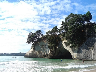 Cathedral Cove - North Island NZ