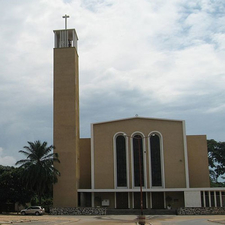 Cathedral In Bujumbura